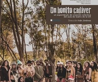 """El 1 d'octubre se representará en el CENTRe Cultural Virgen del Carmen de TORREVella la obra de teatre """"Un bonito cadáver""""  Copia"""