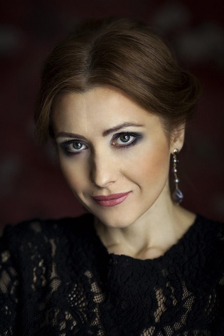 La soprano Viktoria Yastrebova cantará por primera vez en el Teatro Principal de Alicante en sustitución de Ainhoa Arteta