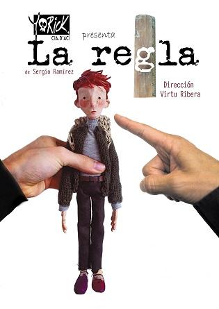 """El teatro vuelve a la Casa de Cultura de Villena con """"La regla"""", una comedia sobre la educación en tiempos del franquismo"""