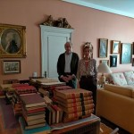 El Archivo Municipal de Alicante se prepara albergar la biblioteca y el archivo del VIII barón de Finestrat para su conservación y difusión