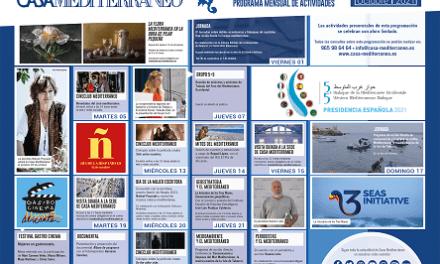 Casa Mediterráneo sitúa a Alicante como capital del Mediterráneo Occidental con la cumbre de ministras y ministros de Trabajo y la presencia de Yolanda Díaz