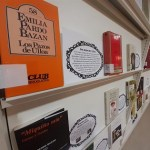 Elda se suma a la conmemoración del centenario de la muerte de Emilia Pardo Bazán con una exposición en la Biblioteca Municipal