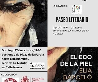 El programa de Presentacions Literàries de Tardor a Elda continua a l'octubre amb un assaig, dos àlbums infantils i una novel·la històrica