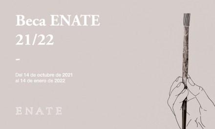 ENATE llança una nova edició de la seua Beca d'Art, dirigida a artistes professionals