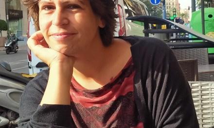 Laura La Teru, ganadora del certamen Dimarts de Poesía y Narrativa de Viva La Pepa