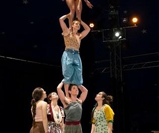 El IVC da la bienvenida al circo y la música en el Teatre Arniches