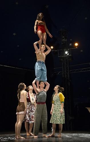 L'IVC dona la benvinguda al circ i la música al Teatre Arniches