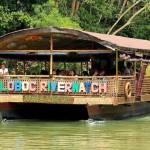Bohol countryside tour loboc river cruse