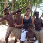 Philippine fun divers alona beach panglao bohol adventure trip loboc river ate tribe liza and ancestors 1024x768