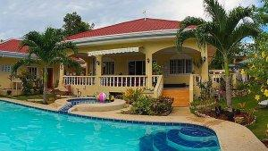 Book Your Vacation Here At The Casa Mannis Garden, Panglao, Bohol, Philippines! 002