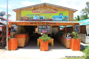 Double j hotel for backpackers budget rooms near alona beach bohol