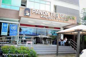 Economy rooms at the panda tea garden suites, tagbilaran city
