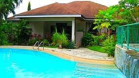 Panglao tropical villas