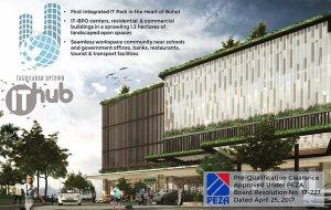 It park is set to rise in tagbilaran city, bohol early next year!