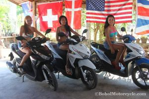 Best place to rent a motorcycle in alona beach, panglao island, bohol