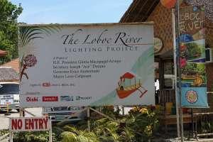 Loboc riverwatch floating restaurant loboc river bohol philippines 005