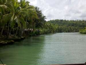 Loboc riverwatch floating restaurant loboc river bohol philippines 010