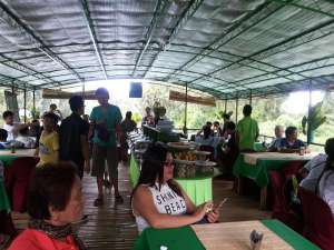 Loboc riverwatch floating restaurant loboc river bohol philippines 057