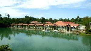 Loboc riverwatch floating restaurant loboc river bohol philippines 074