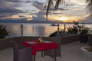 Polaris beach and dive resort inc loon bohol philippines cheap rates 0007
