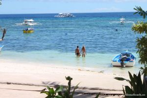 Alona beach panglao island bohol philippines 107