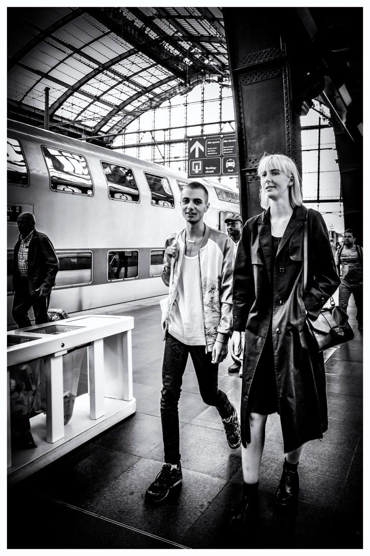 Railway Station Antwerp, Belgium