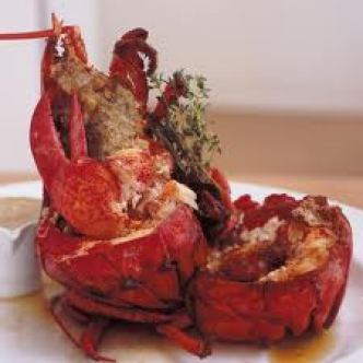 pan roasted maine lobster