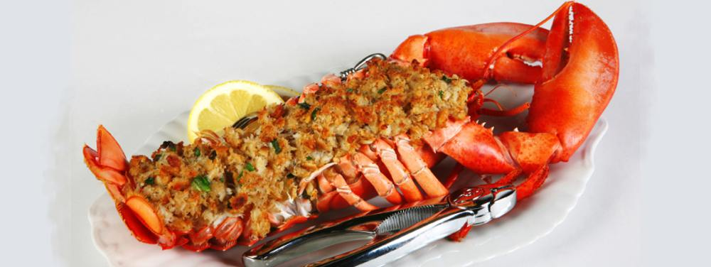 Jumbo Baked Stuffed Lobster