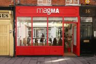 magma front