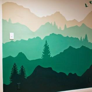 Mountains-Green
