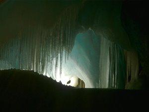 Eisriesenwelt Ice Cave austria 2