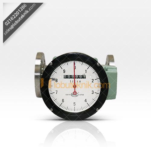 oval flow meter