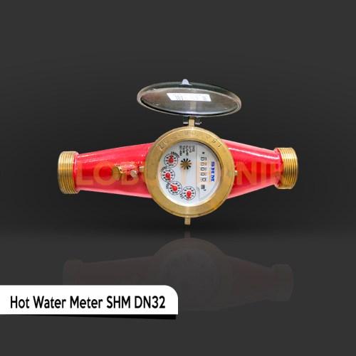 water meter air panas shm dn32