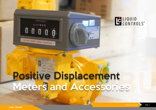 Flow Meter LC Liquid Controls