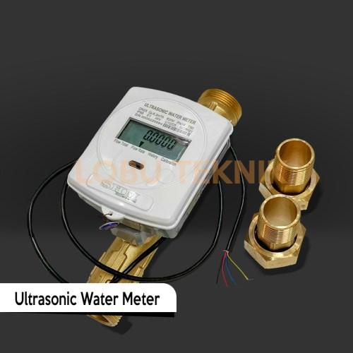 ultrasonic water meter shm dn25