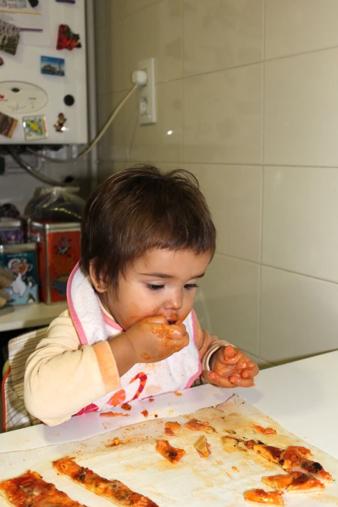 cocinar con niños 5