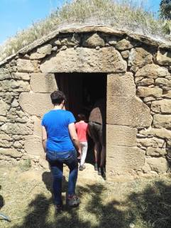 excursion agramunt con niños