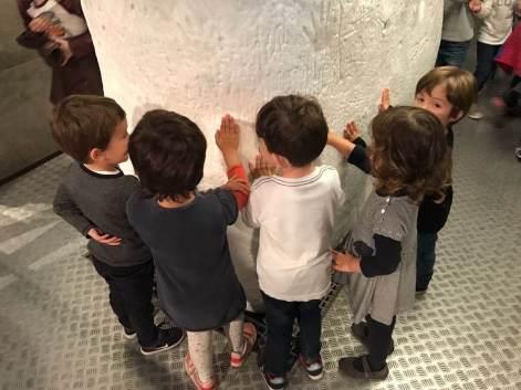barcelona cosmocaixa con niños 8