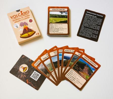 volcano joc de cartes garrotxa 1