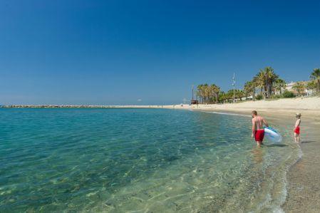 Cambrils, Baix Camp, Playa de l'Ardiaca