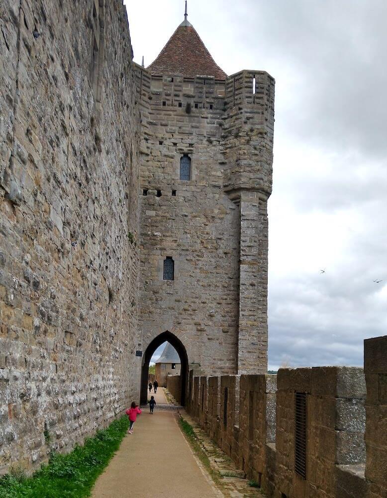 carcassonne murallas 2
