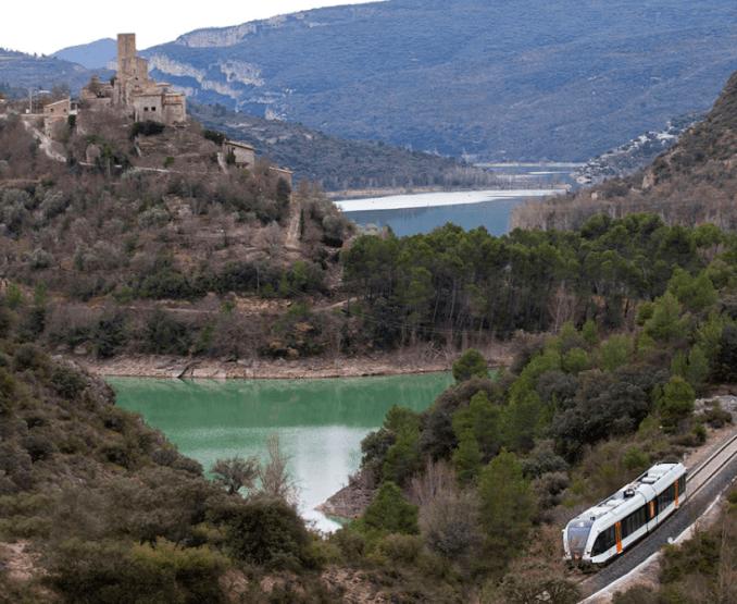 tren llacs