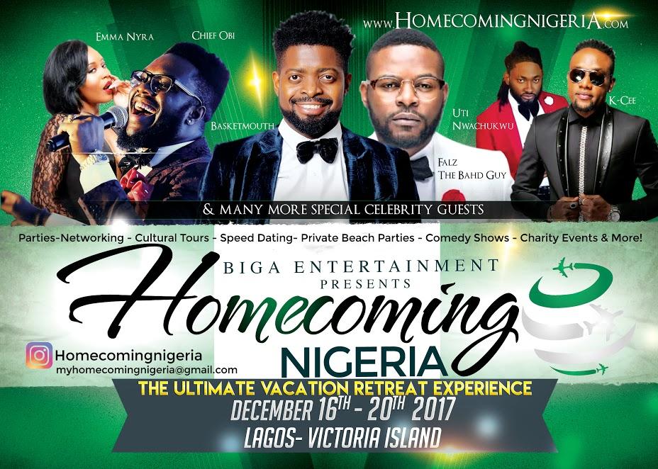 Homecoming Nigeria 2017