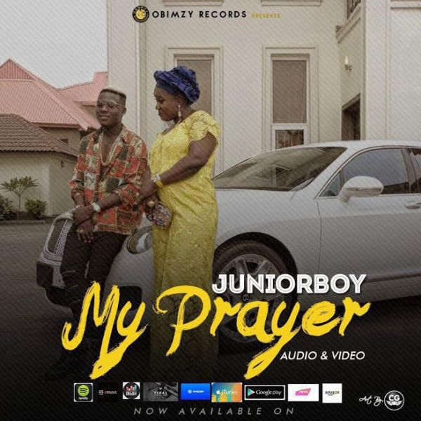 Junior Boy – My Prayer (Official Video)