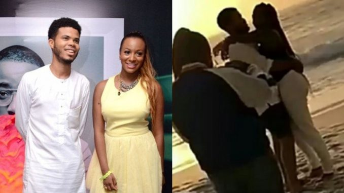 Davido's Manager In A Relationship With DJ Cuppy