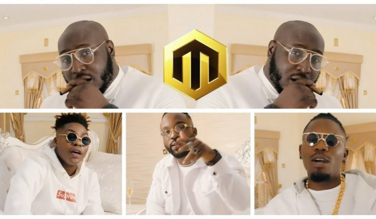 DJ Big N - The Trilogy (Feat. Reekado Banks, Iyanya & Ycee)