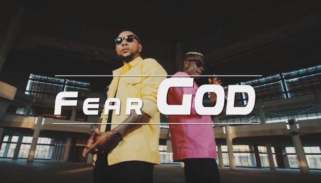 Junior Boy Ft. Oritse Femi – Fear God