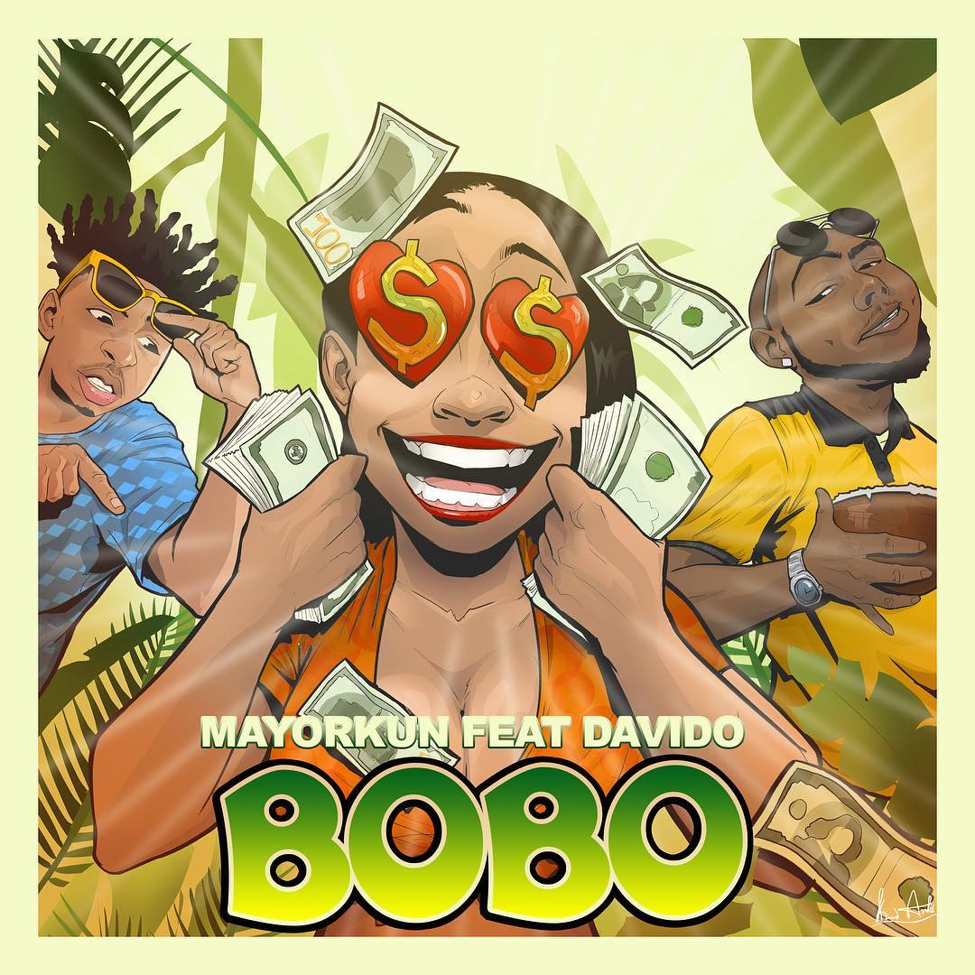 Mayorkun – Bobo ft. Davido