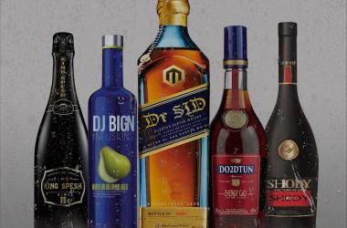 Dr Sid – 40 Bottles ft. DJ Big N, Shody, King Spesh & Do2dtun