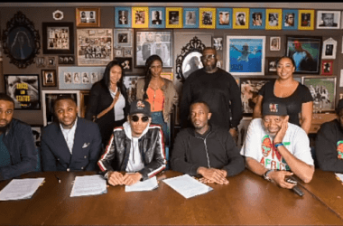 Tekno Signs With Universal Music Group & Island Records
